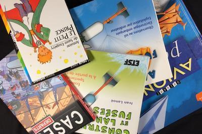 Lecteurs, Lectrices, L'alouette Vous Attend ! à Le Bourget