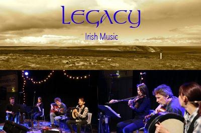 Legacy, musique irlandaise à Grenoble