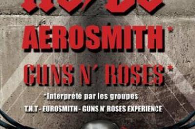 Legends Of Rock à Saint Etienne