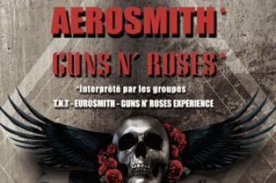 Legends Of Rock (ac/dc, Guns, Aerosmith) à Caen