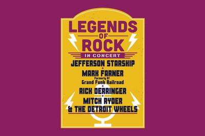Legends Of Rock II - Report à Amiens
