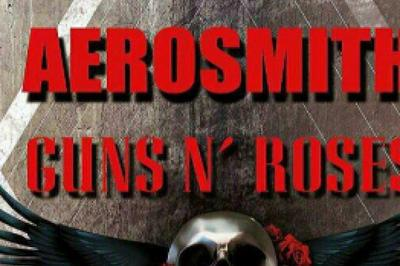 Legends Of Rock  (tribute Ac/dc, Aerosmith, Guns N'Roses) à Strasbourg