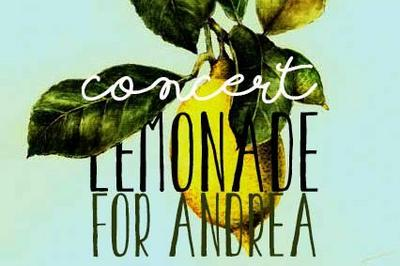 Lemonade for Andrea à la Fête de la musique 2018 à Nimes