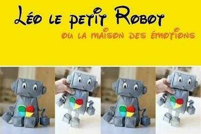 Leo Le Petit Robot à Saint Etienne