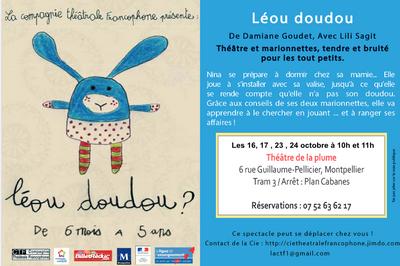 Léou Doudou à Montpellier