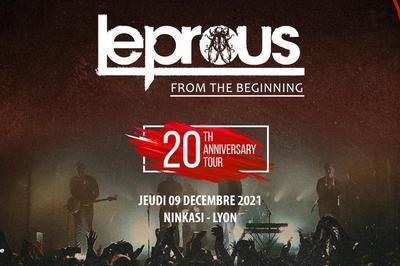 Leprous • Ninkasi - Lyon