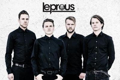 Leprous à Paris 18ème