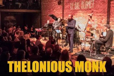 Les 1001 Nuits Du Jazz -thelonious Monk Et Le Be-bop à Paris 15ème
