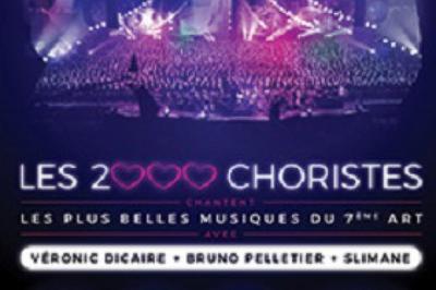 Les 2000 Choristes Chantent Les Plus Belles Musiques Du 7ème Art à Amneville