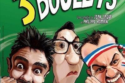 Les 3 Boulets à Saint Etienne