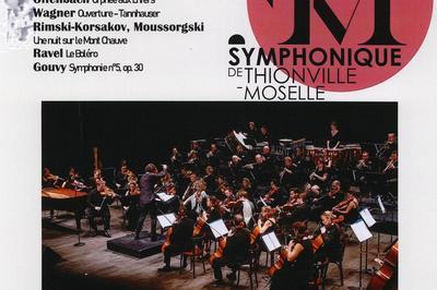 Les 30èmes Rencontres Musicales de Hombourg-haut, Festival international Théodore Gouvy à Hombourg Haut