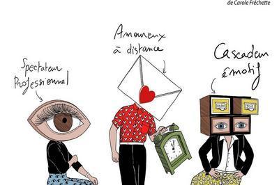 Les 7 Jours De Simon Labrosse à Paris 20ème