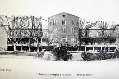 Les 70 Ans De La Maison D'enfants Au Refuge Benoit à L'Isle sur la Sorgue