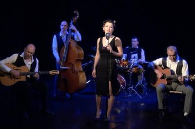 Les Accordés Swing en concert au Festival Les Celliers du Jazz à Gaillac