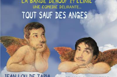 Les Agios – Tout sauf des anges à Angers