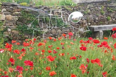 Les Animaux Envahissent Les Jardins Cécile Sabourdy à Vicq sur Breuilh