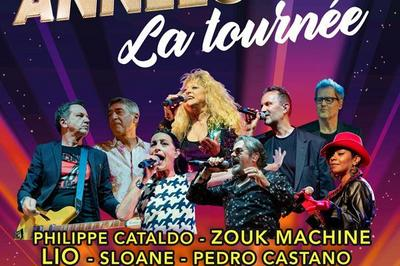 Les Annees 80 La Tournee à Mont de Marsan