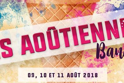 Les Aoutiennes 2018 Pass 2 Jours à Bandol
