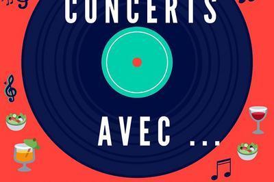 Les apéros concerts/apéros-mix de L'Usine à Musique ! à Toulouse