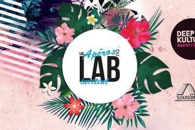 Les Apéros du LAB - Deep Kulture et Soundmotion à Paris 7ème