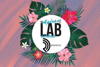 Les Apéros du LAB - Reshuffle music à Paris 7ème