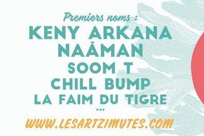 Keny Arkana, Soom T à Cherbourg