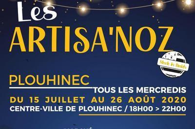 Les Artisa'noz made in Breizh à Plouhinec