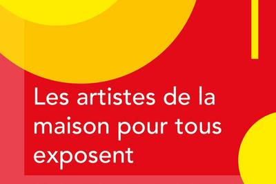 Les Artistes De La Maison Pour Tous Exposent… à Ville d'Avray
