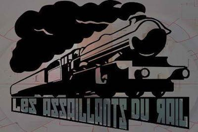 Les assaillants du rail party 3 à Nantes