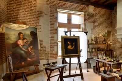 Les ateliers de Léonard de Vinci à Amboise