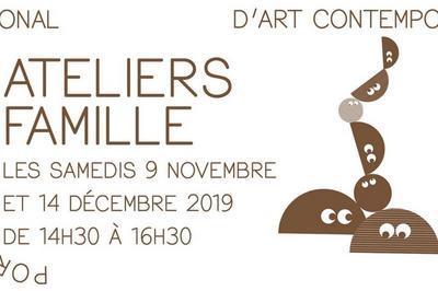Les Ateliers Famille autour de l'exposition Sven 't Jolle à Le Havre