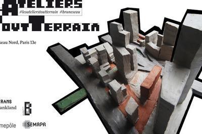 Les Ateliers Tout Terrain - Rencontre D'une Équipe Artistique à Paris 13ème