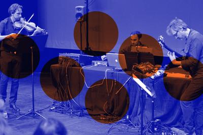 Les Bains de Son - Ensemble Déviation(s)/La Frite Live/Radio Dijon Campus en DJ Set
