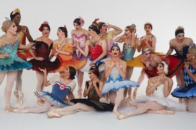 Ballets Trocadero De Monte Carlo à Frejus