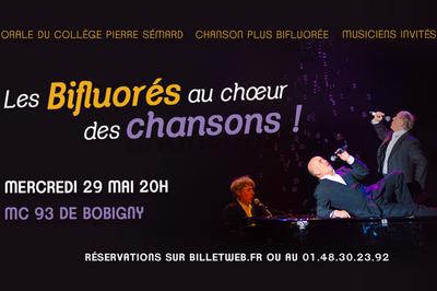 Les Bifluorés au chœur des chansons à Bobigny