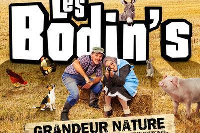 Les Bodin's Grandeur Nature à Nancy