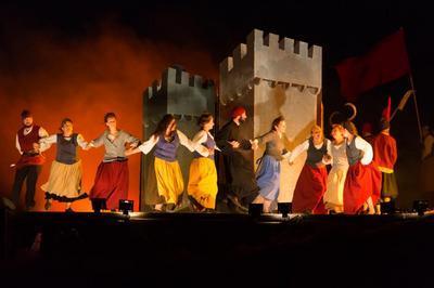 sélectionner pour l'original haute qualité ramassé Spectacle Son et lumière : Les Bonnets Rouges à Plestin les ...