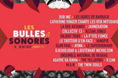 Les Bulles Sonores 2019