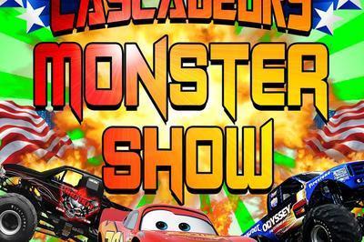 Les Cascadeurs Monster Show à Saint Flour