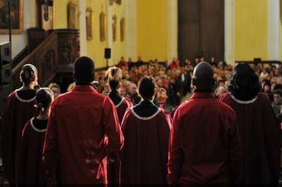 Les Celebres Gospels & Spirituals à Annecy