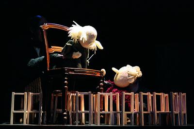 Les Chaises d'Eugène Ionesco à Eragny