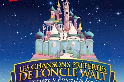 Les Chansons Préférées De L'Oncle Walt à Nantes