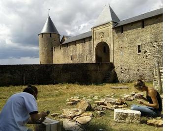 Les Chantiers-école à Villars à Saint Parize le Chatel