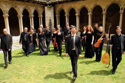 Concert de clôture de la 10ème académie d'été de musique ancienne en Gironde à Auros