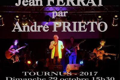 Les chants de Liberté et Jean FERRAT à Tournus