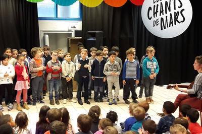 Les Chants de Mars | Les p'tits Chants de Mars - MPT des Rancy à Lyon