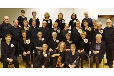 Les Chants Du Yiddishland Et D'ailleurs Par La Chorale Chalom à Metz