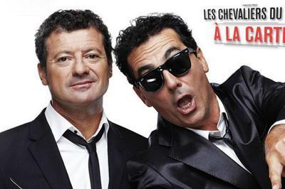 Les Chevaliers Du Fiel à Lyon