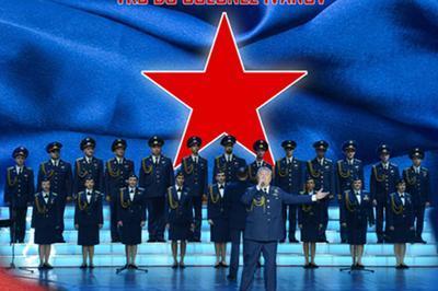 Les Choeurs De L'Armee De Russie à Plougonvelin