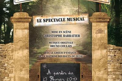 Les Choristes à Strasbourg